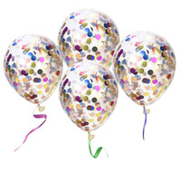 12 Inch Sequin Latex Balloon Romantic Wedding Party Decorati...