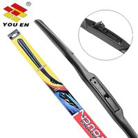 Automobiles & Motorcycles YOUEN Wipers 1Pc Universal Front H...
