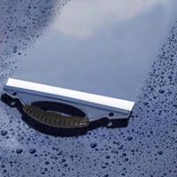 Силиконовый домашний автомобиль вода стеклоочиститель Ракель лезвие мыть оконное стекло чистые Ракели инструмент