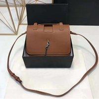 Nueva bolsa de lujo de las señoras Arrrival mujeres famosas bolsas de diseñador de la marca mensajero crossbody de cuero genuino el envío rápido de DHL