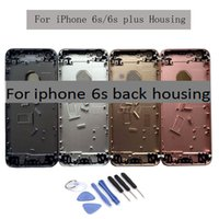 10PCS High quality for iPhone 6 6G and Phone 6S housing batt...