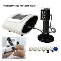 Effective Physical Pain Therapy System Acoustic Shock Wave E...