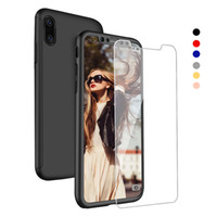 360 Degree Full Body Protection Cover Case For iPhone XS Max...