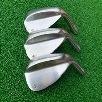 Teste Epon Tour cuneo Argento Marca Golf Club carbonio forgiato in acciaio 52/56/58/60 Grado Sport all'aria aperta (solo la testa, senza albero e la presa)