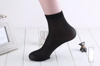 Mode féminine chaussettes simples et généreuses