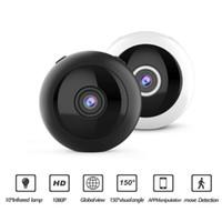 Videocamera Full HD 1080P IR Night Vision Mini Camera W8 Wireless WIFI Mini DV Camera motion detection DVR Videocamera Home Security Videocamera
