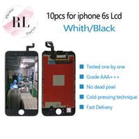 10PCS Top quality e- faith LCD display for iPhone 6s touch sc...