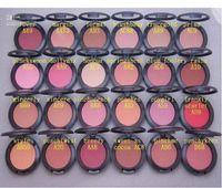 Hot trucco vendita 24 colori SHEERTONE arrossisce 6g con il nome del colore
