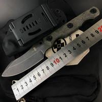 Königreich Armory VG10 62HRC tanto fällt Klinge handgefertigt gerade repariertes Blattmesser von David M. Rydbom Survival-Messer-im Freien Selbst Falten def