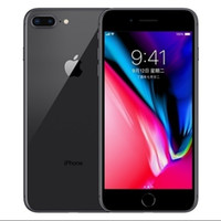 Восстановленное Original Apple iPhone 8 Plus 5,5 дюйма Fingerprint IOS A11 Hexa Ядро 3GB RAM 64 256GB ROM Dual 12MP разблокирована 4G LTE телефон 1шт