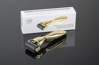 0.2mm-3.0mm 1080/1200 Naald Body Derma Roller Derma Skin Roller Micro Naald Roller voor Skin Rejuventation Anti Aging met CE-certificaat