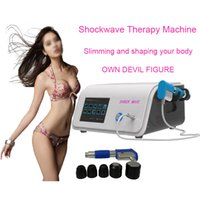 Slim device Shockwave therapy machine Pain therapy device An...