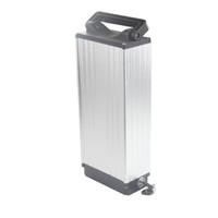 Portable et haute capacité 48V 20AH haute qualité batterie ebike pour moteur 300W à 1500W DC avec chargeur