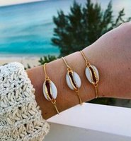 High quality bracelet jewelry fashion bohemian natural shell...