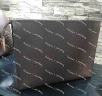 Designer novo viajar de alta qualidade saco de higiene de luxo sacola de embreagem de maquiagem para homens e mulheres couro à prova d 'água da correia