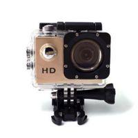 في الهواء الطلق الرياضة العمل مصغرة كاميرا ماء كاميرا شاشة لون مقاوم للماء مراقبة الفيديو الكاميرا تحت الماء