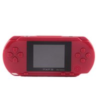 Portable Video Games Childs Giochi Console Console giocatori con 2 PXP3 Handheld Game stazione Slim Carte Joystick Classic gamed