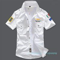Mens T Hot Summer Sale Polo Brasão EUA bandeira americana Polos Homens manga comprida Esporte Polo Homem Gota frete grátis rh9