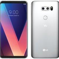 تم تجديده الأصل LG V30 + V30 زائد H931 H932 US998 6.0 بوصة الهاتف الخليوي المزدوج SIM الثماني الأساسية 4GB RAM 128GB ROM 16MP13MP 4G LTE مقفلة