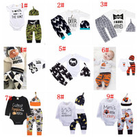 kids long sleeve romper set ins Summer Baby Fashion Rompers ...
