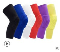2019 new Honeycomb Sock Sport Safety Basketball Sports Kneep...
