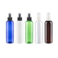 200ml Round Plastic Cosmetic Bottle With Fine Mist Sprayer H...
