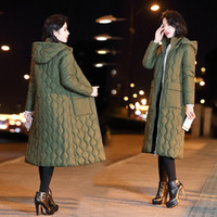Plus size New Women Long Thick Warm Parka Coat Women Fashion...
