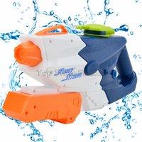 Детская водная стрельба из игрушек uper Blaster Water Gun Детская взрослая супер мощная пушка для мальчиков и девочек
