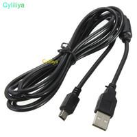 مصغرة USB شحن كابل لسوني بلاي ستيشن 3 PS3 طول حدة تحكم لاسلكية 5.9ft (1.8M) (HL)
