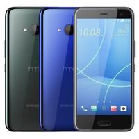 تجديد الأصل HTC U11 الحياة 5.2 بوصة الثماني الأساسية 3GB RAM 32GB ROM 16MP كاميرا مفتوح 4G LTE الروبوت الذكية الهاتف الخليوي الجوال DHL 1PCS