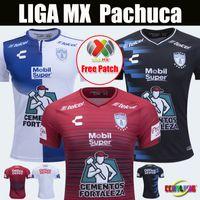 f395bc7f5 Thailand AAA+ 2018 2019 Pachuca Soccer Jerseys Mexico Club LIGA MX Pachuca  CF Santos Laguna Unam Cruz Azul Camiseta 18 19 Football Shirts