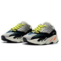 High Quality Kids Shoes Wave Runner 700 Style Kanye West Run...