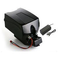 送料無料中国電動自転車電池カエル52V 15Ahリチウム電池500W~1500Wモーター+ BMS +充電器