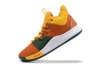 2019 جديد بول جورج PG 3 3S بالمدال III الرجال والنساء أحذية كرة السلة رخيصة PG3 مليء بالنجوم أزرق أحمر برتقالي اسود الرياضة حذاء رياضة حجم 36-46