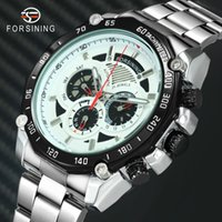 Top Brand Men Watches Mechanical Watch Stainless Steel Strap...