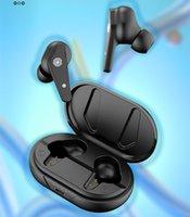 الهواء زائد لاسلكية سماعات بلوتوث 5.0 سماعة مع لاسلكية الشحن I12 ميكروفون يدوي التحكم باللمس سماعات الأذن سماعة TWS i7S