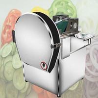 2020 heiß 220V Datum Gemüse Petersilie Gemüseschneider Lauch Schneidemaschine grüne frische Petersilie Schneidemaschine