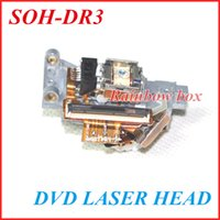 SOH-DR3 Lente Láser Lasereinheit SOHDR3 Optical Pickup Bloc Optic para Samsung DVD SOH DR3