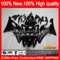 Body For YAMAHA YZF600 YZF R6 YZF- R6 2008 2016 68HC. 2 glossy...
