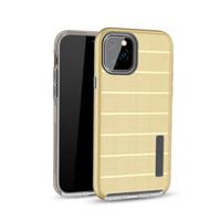 Stripe Designs Telefono Cases Cover ibrido per iPhone 12 Mini 11 Pro Max XS XR 8 7 SE Galaxy Nota 20 Ultra S20 Plus 10