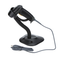 Óptico USB Laser Long Range Automatic Sensing e digitalizar Handheld Safty Laser Wired Barcode Scanner