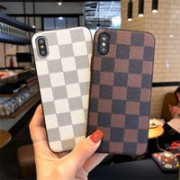 Fashion brand Phone Cases for Iphone X XS MAX XR 7 8 Plus Vi...