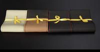 يغطي التوجيهية العالمي عجلة الحال بالنسبة لتويوتا لاند كروزر برادو قديم نماذج جلد طبيعي DIY اليد الإبرة السيارات التصميم 37-38CM الداخلية