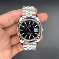 Beste Qualität Herren BP Fabrik 2813 Bewegungsuhr Präsident Jubiläum Armband 126333 126300 126334 126301 Automatische Uhren