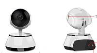 WiFi IP Camera Surveillance 720p HD Night Vision Deux voies Audio Vidéo sans fil Vidéo CCTV Caméra Baby Monitor Système de sécurité à domicile