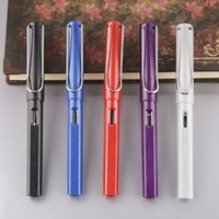 Jinhao 399 Fashion Fountain Pen Business Student Medio Fine pennino Calligrafia Forniture per ufficio