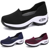 2020 أسود اللون الأزرق الأحمر فتاة النساء الاحذية LADY بسيطة TYPE5 الركض العلامة التجارية انخفاض قطع الأزياء المدربين مصمم رخيصة الرياضية حذاء 39-44