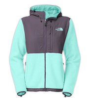 HOT Winter Down Ski Fleece Womens Fleece Hooded Jacket , Win...
