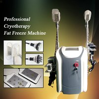 6 En 1 Cryolipolysis Fat congélation Cavitation Cavitation + RF + RF + facial 40K + Lipo Laser Machine Cryo Therapy Machine Poids Perte