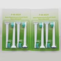 P-HX6024 HX6024 di Sonic ProResults Toothbrush Heads adatta per i bambini di trasporto